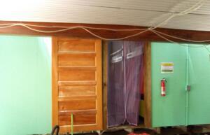 dorm entry