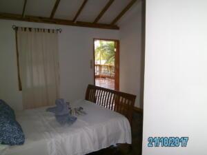 TreeTop 9 and 10 -- sleeps 2 - one queen bed, en-suite solar hot shower